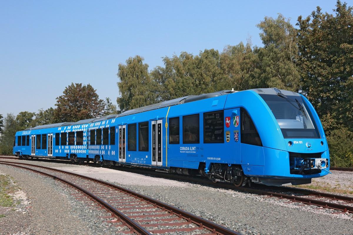Egy Alstom Coradia iLint. (fotó: Alstom)