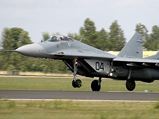 Amerikai harci gépeket vesznek a lengyelek