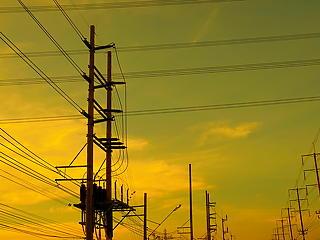 Az áramfogyasztásunkon is meglátszott, hogy hétvégén ideért a kánikula