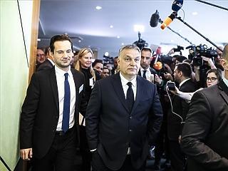 A hét sztorija: egy táborba került a két ősellenség, Orbán és Macron