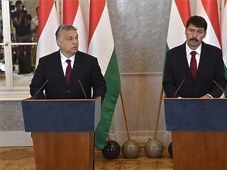 Áder felkérte Orbánt a kormányalakításra