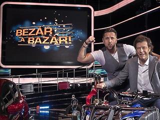Annyira bejött a Bezár a bazár, hogy a TV2 nem fog leállni vele