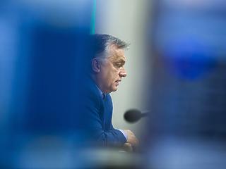 Aggasztó számot mondott be Orbán Viktor a reggeli interjújában