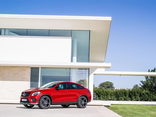 Ezt indítja a Mercedes a BMW X6 ellen