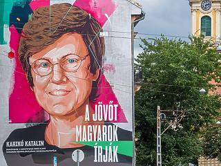 Karikó Katalinnak erre a hétre is jutott egy elismerés