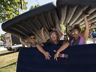 A fesztiválokra spórolnak a fiatalok