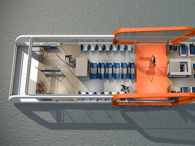 Ilyen lehet a jövő dunai tömegközlekedése!
