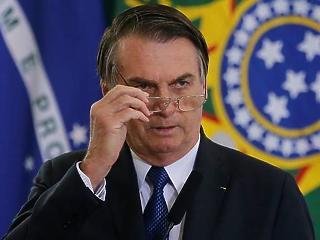 Bolsonaro is koronás lett - felkészül Donald Trump?