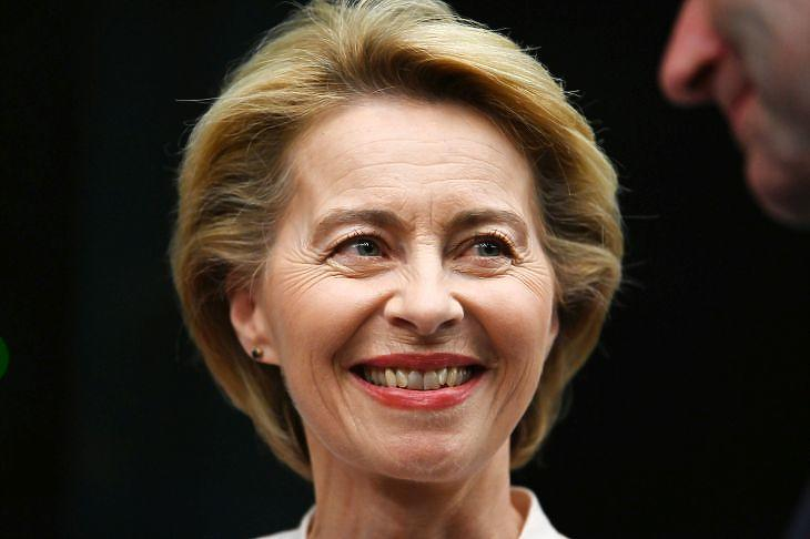 Ursula von der Leyen. (EPA/PATRICK SEEGER)
