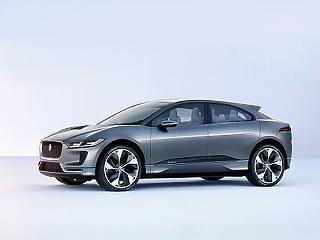 Elektromos autót építene a Jaguar Land Rover a briteknél