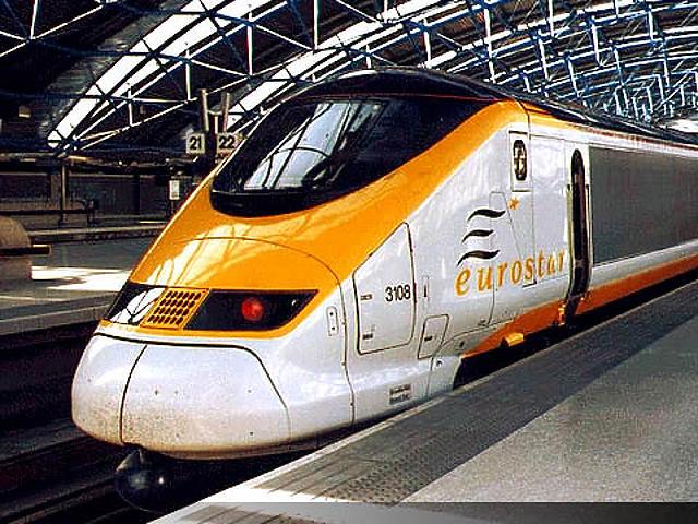 Gyorsasági rekordot döntött a Eurostar