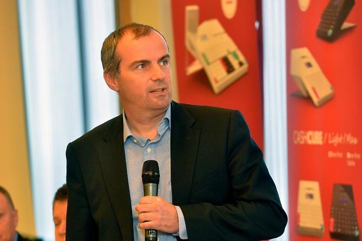 Vágujhelyi Ferenc, a NAV új elnöke (Fotó: MTI)