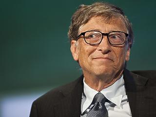 Csak pár óráig örülhetett Jeff Bezos: megint Bill Gates a világ leggazdagabb embere