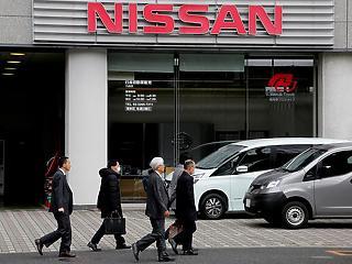 Több mint 10 ezer embert bocsát el a Nissan
