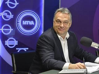 Orbán Viktor szerint Soros György személyesen próbálta megakadályozni Várhelyi Olivér kinevezését