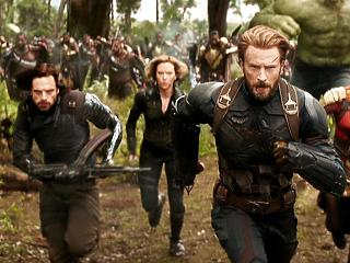Rekordgyorsasággal érte el az egymilliárd dolláros bevételt az új Bosszúállók-film