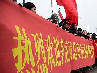 A magyar GDP 12,7-szeresét éri Kína külföldi tőkekihelyezése