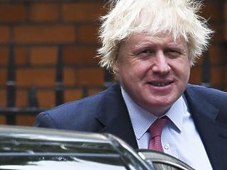 Koronavírus: pozitív lett Boris Johnson tesztje