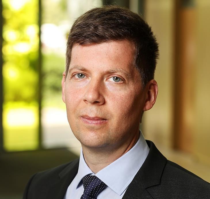 Váradi Zoltán, a Raiffeisen Alapkezelő vezérigazgató-helyettese
