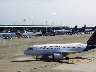 Lapátra tette dolgozóinak negyedét a Brussels Airlines