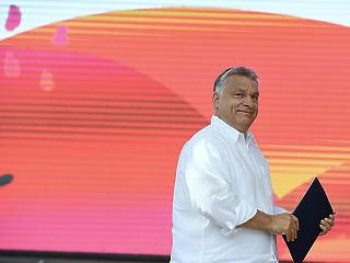 Orbán Viktor nem avatkozik bele a gazdasági csúcsvezetők vitájába - Videó