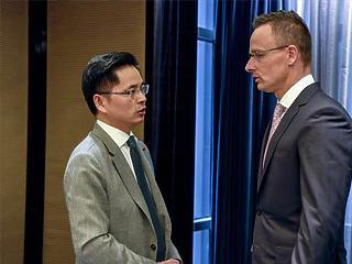 Szijjártó: új repülőjáratok indulnak Budapestről Kínába