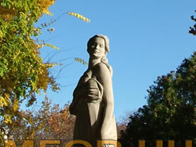 kerepesi temető ősszel