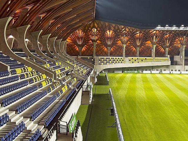 És ha stadiont építene?