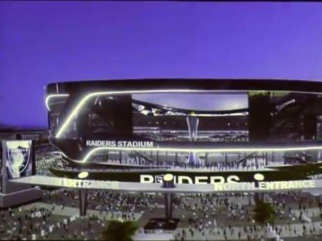 A stadion egyik oldala üvegfal lesz