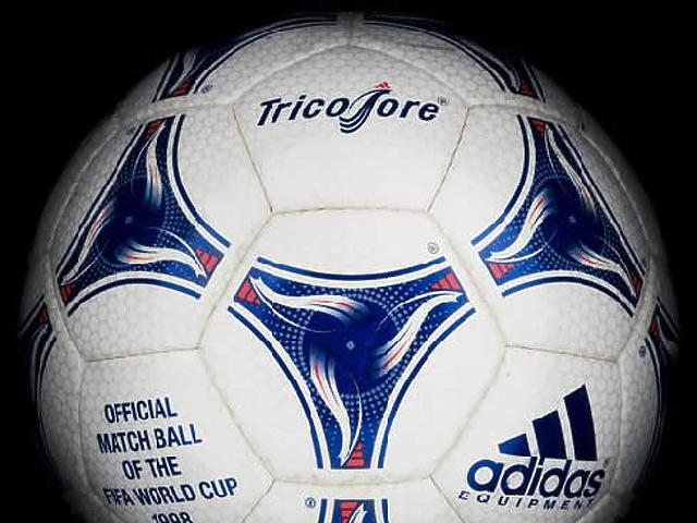 Franciaország 1998