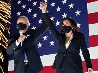 Biden és Harris lett az év embere a Time-nál