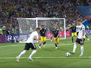 Rengetegen nézték a németek hihetetlen gólját