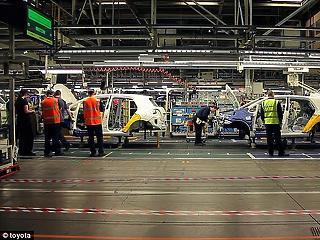 Újraindítja a járvány miatt leállított kínai gyárát a Toyota