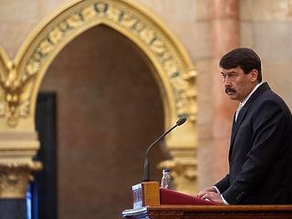 Áder János kinevezte a Magyar Nemzeti Bank új alelnökét