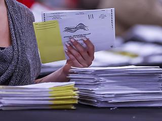 Nyomás alá került, lemondott az USA választási csalásokat vizsgáló vezető ügyésze