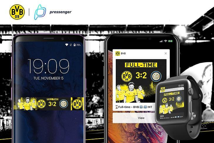 A Borussia Dortmund lehet az egyik ígéretes partner. Fotó: Pressenger Kft.