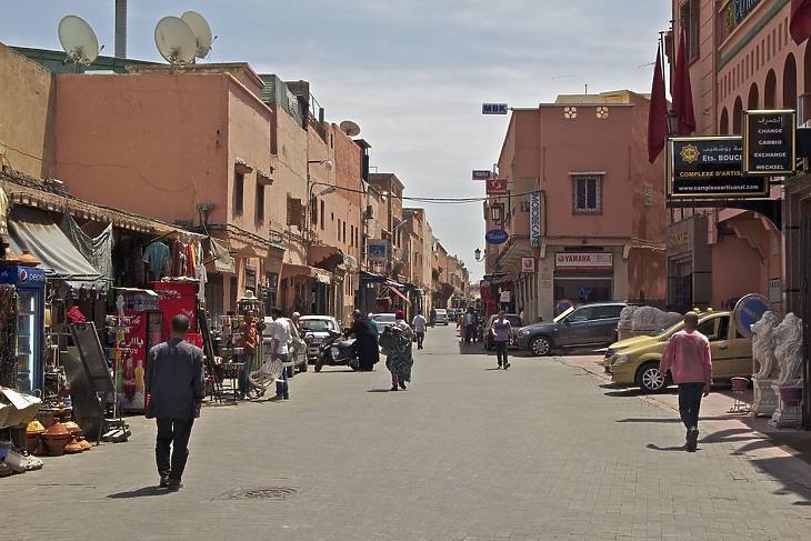 Marrakes (Fotó: Pixabay)