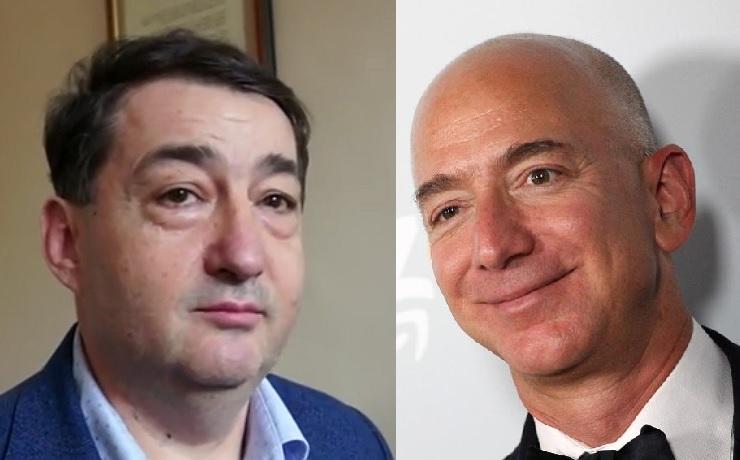 Az üzleti élet csodái, Mészáros és Bezos