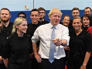 Boris Johnson bevégezte a Brexitet - A hét sztorija