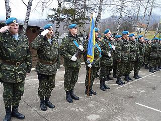 Hadiállapot van Ukrajna 10 megyéjében