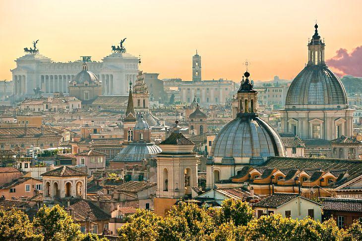 Rómában is sorra zárnak be az üzletek és éttermek (forrás: Depositphotos)