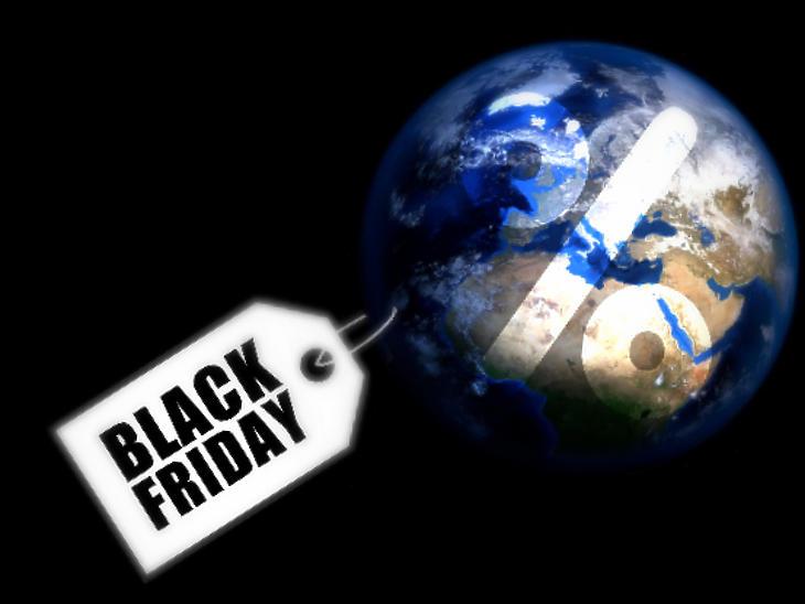 Pakisztán után nálunk a legnagyobb a Fekete Péntek őrület a világon