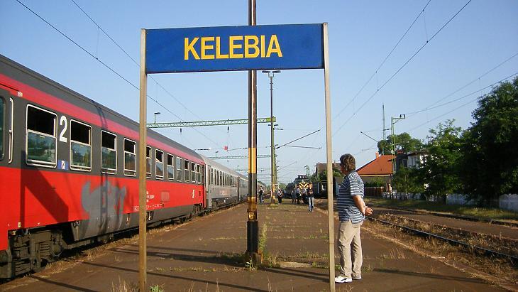 Kelebiát is érinti a vasútvonal megújítása (Forrás: szabadmagyarszo.hu)