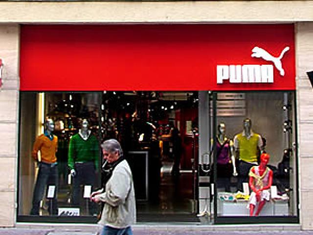 Puma a Fashion Streeten