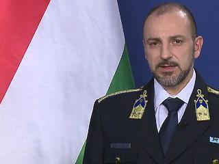 Operatív törzs: grúzokat találták egy vendégházban a rendőrök