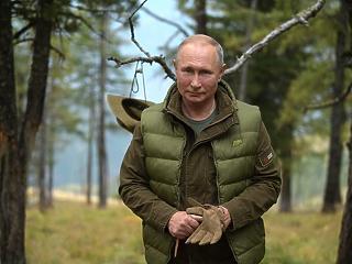 Budapestre jön Putyin – figyelmeztet a TEK