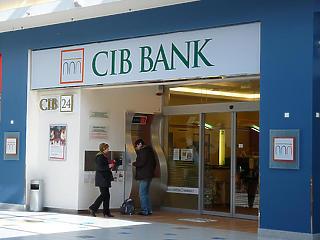 A CIB is az 5-6 megmaradó nagybank között szeretne maradni