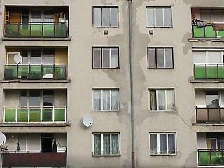 Egymillió lakás felújítása maradt el