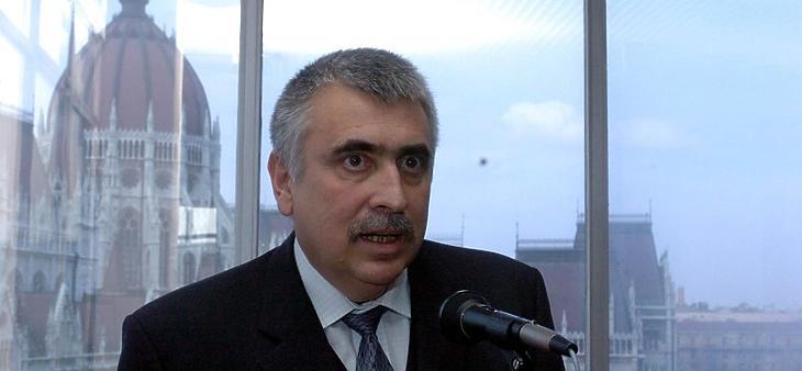 Kovácsics Iván (Fotó: MTI)