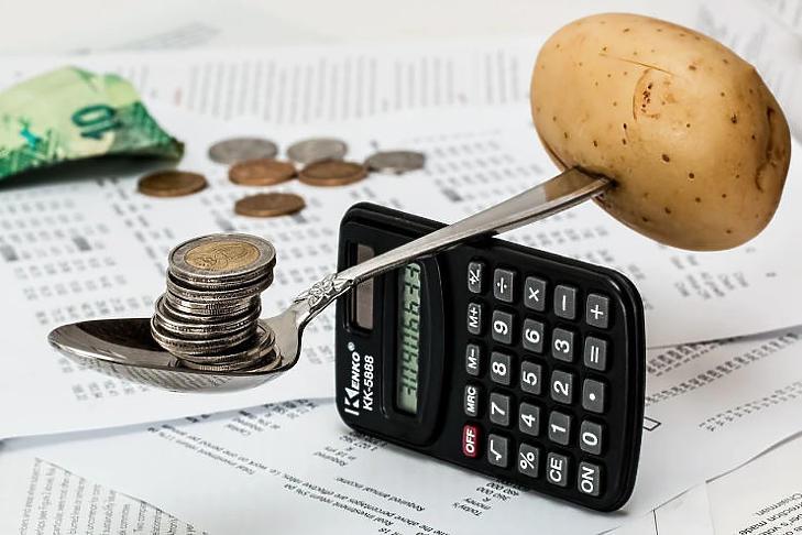 Nőttek az inflációs várakozások. Fotó: Pixabay